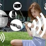 Mobiel data verzamelen met audiocodes